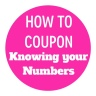 how to coupon: knowing your numbers