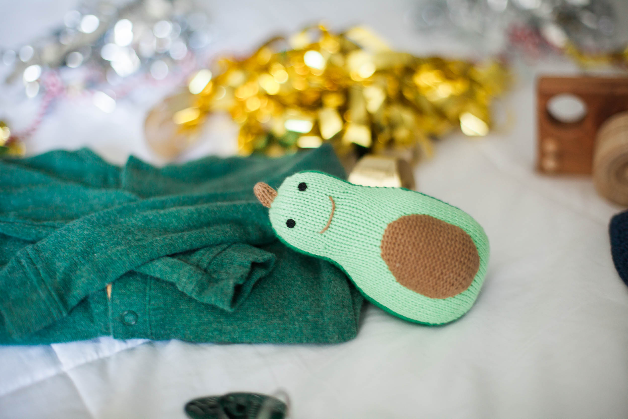 And This Toy From Estella NYC Does Both For Under 20 Its A Must Have You Can Find The Avocado Rattles HERE